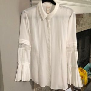 Exceptionally beautiful Chico's Peasant blouse 2